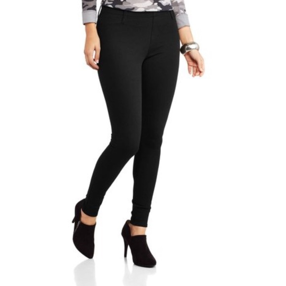 1bbfd586e7e Faded Glory Women s Knit Jeggings Full Length